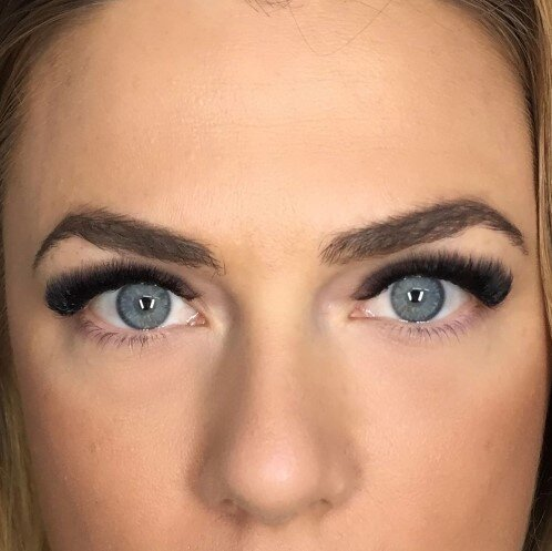 How do i clean eyelash extensions