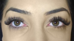Volume Eyelash Extensions 13