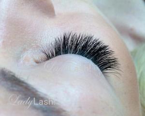 Russian Volume Eyelash Extensions 4D at Lady Lash Newtown and Parramatta