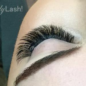 Russian Volume Eyelash Extensions 5D 6D at Lady Lash Newtown and Parramatta