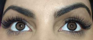 natural looking eyelash extensions