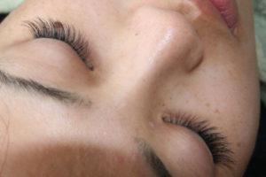 Eyelash Extension Experience