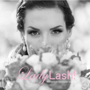 Eyelash extensions for wedding day