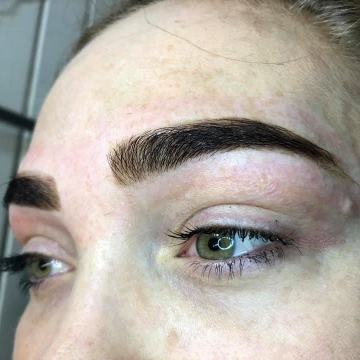 Contraindications for Henna Brows