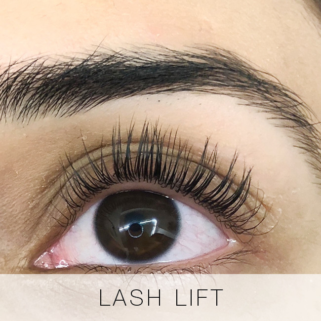 Keratin Lash Lift at Lady Lash