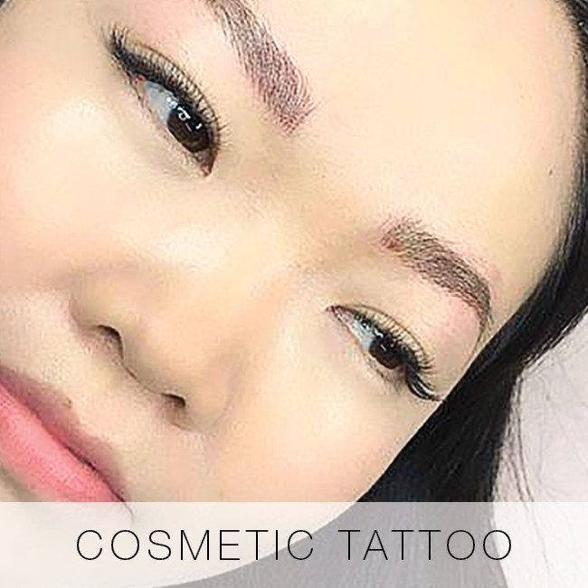 Cosmetic tattoo by Browgame at Lady Lash